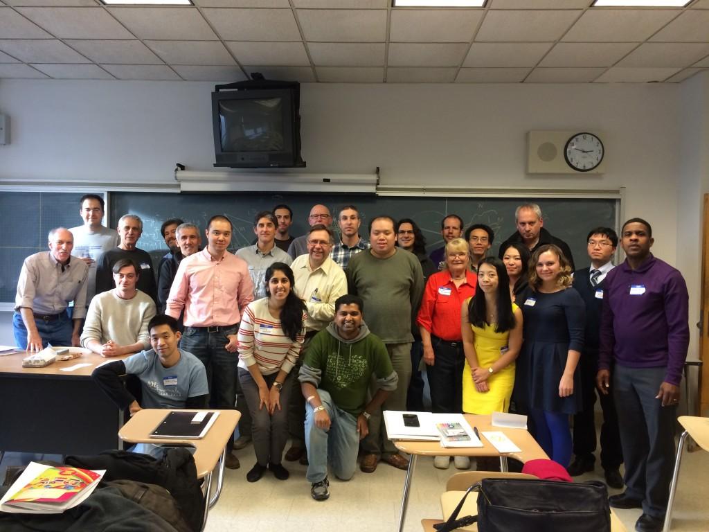 Coaches Meeting 2014